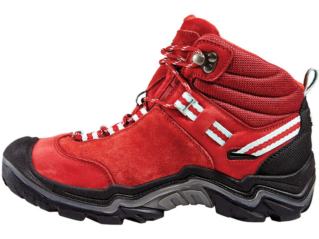 f071e20b Keen Wanderer Mid WP Shoes Women red at Addnature.co.uk